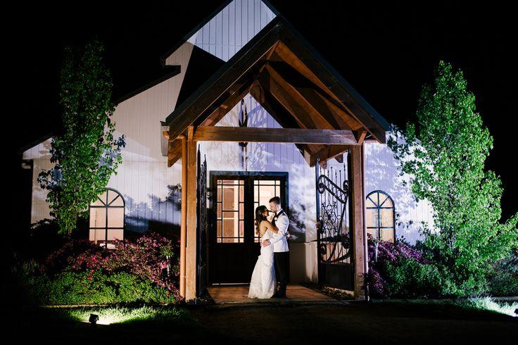 Chapel wedding - night photos  ~ Foto Jojo wedding photography ~