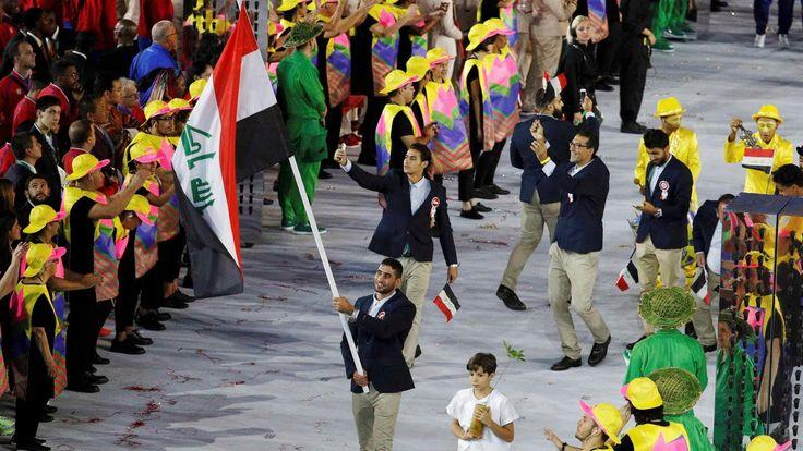 team Iraqi olympics - Google Search