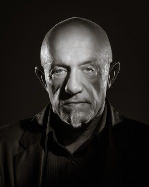 """Jonathan Banks as Mike Ehrmantraut on """"Breaking Bad"""" and """"Better Call Saul."""" Is there anyone bad-assier?"""