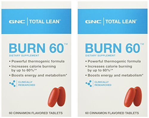 GNC Total Lean Burn - Cinnamon - 120 Tablets ( 60/60) //Price: $ & FREE Shipping // #‎healthbenefits‬ ‪#‎lifestyle‬ ‪#‎healthy‬ ‪#‎energy #healthypeople   #relax #nocancer #firstaid #womenhealth #menhealth