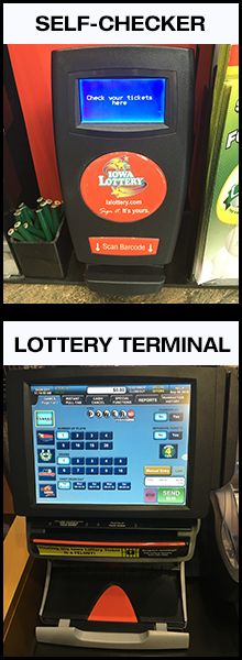 Do the Lottery Terminal and Self-Checker Give the Same Results?  9-9-16