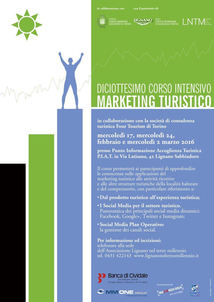 18° Corso Marketing Turistico