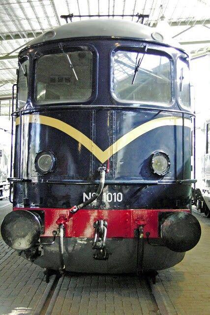 NS 1010 #dutch #trains #ns #past