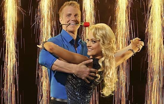 Sean Lowe: Dancing With the Stars Diva?