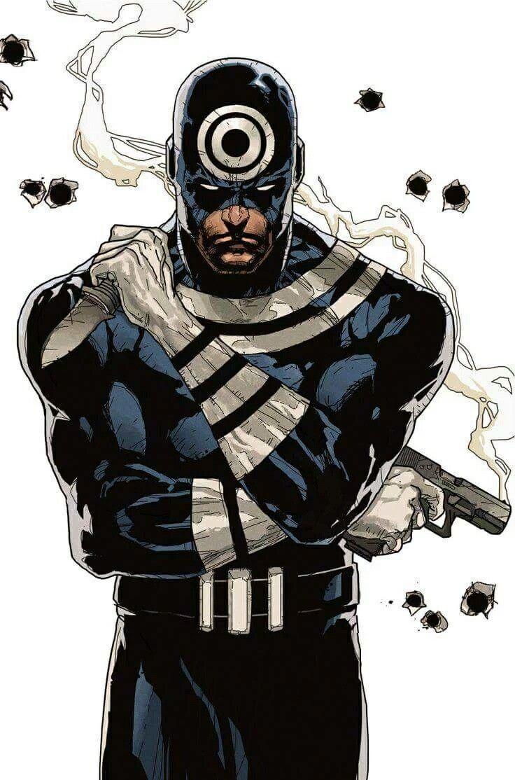 Bullseye Marvel