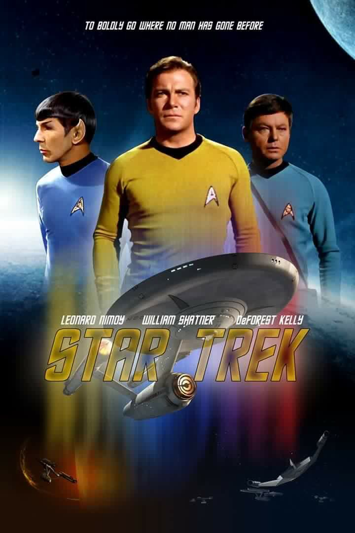 The original trio that boldly went where no man had gone before... *cool*/P :) #startrek #LLAP #kurttasche