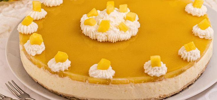 Philadelphia Cheesecake ai frutti tropicali