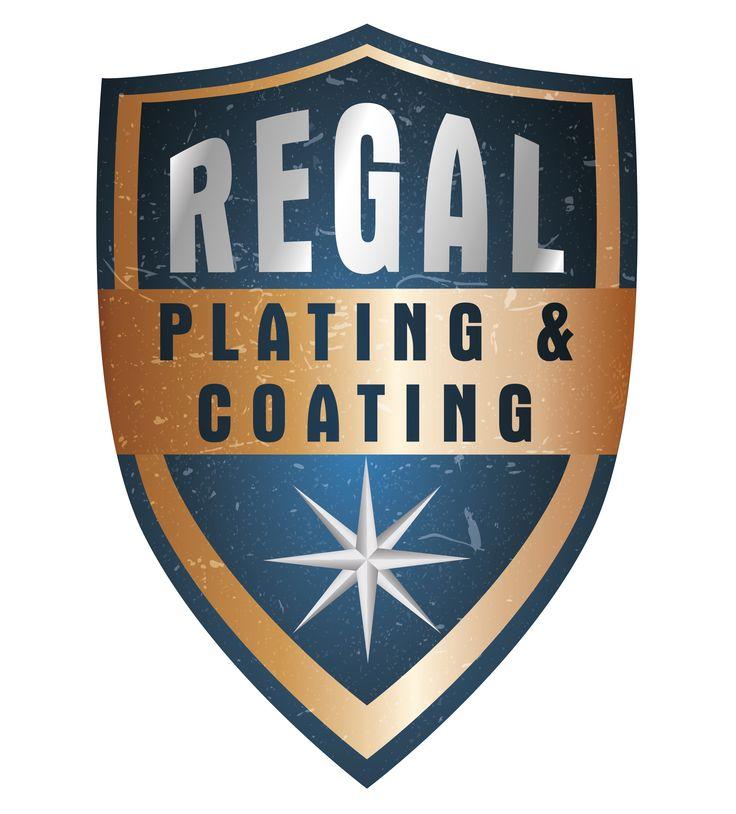 Regal Coating & Plating #logo designed by Logo Design Company