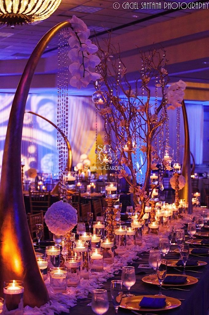 Indian Wedding Reception #weddingreceptiondecor #indianweddingreceptiondecor