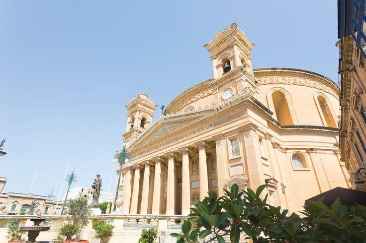 St Julians Mosta Church- for more inspiration visit: https://www.jet2holidays.com/destinations/malta?gclid=Cj0KEQjwicfHBRCh6KaMp4-asKgBEiQA8GH2x5oX4AiHRiCVZYzV3EVNsFpYK0cHo8Ch3lhSh9lofUcaAhw78P8HAQ#tabs|main:overview