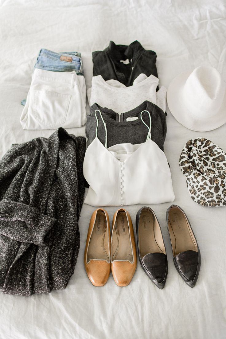 What's in my bag? Packing for a coastal weekend getaway!