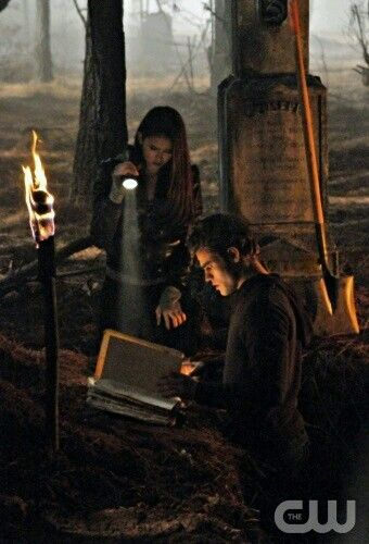 Elena and Stefan #TVD
