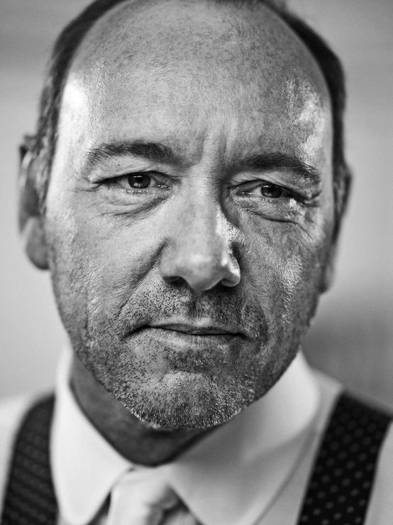 Kevin Spacey  like the detail facial hair can bring to a photo