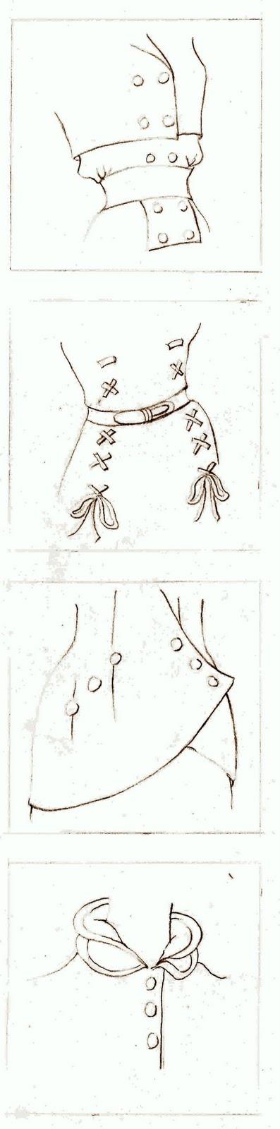 June Anderson fashion illustration