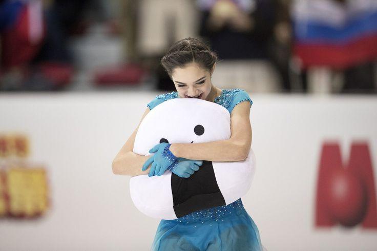 Evgenia Medvedeva  FinalGP 2016-2017