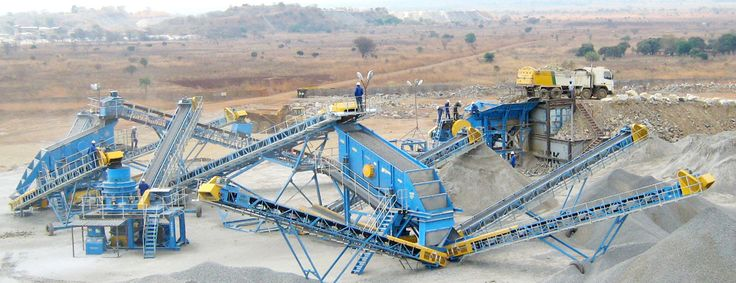 Crushing Machines | Mining Equipment South Africa | Pilot Crushtec