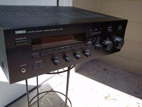 Yamaha-RX-596-2-Channel-80-Watt-Receiver