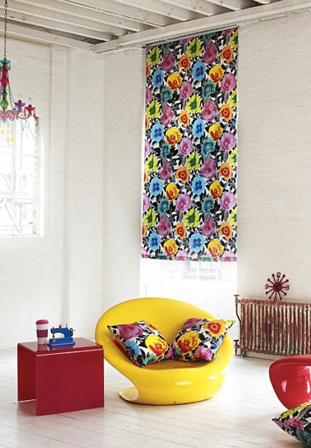 Pop Art - is a fun, vibrant print collection, form our stock range. See more here... http://www.uniquefabrics.com/pop-art