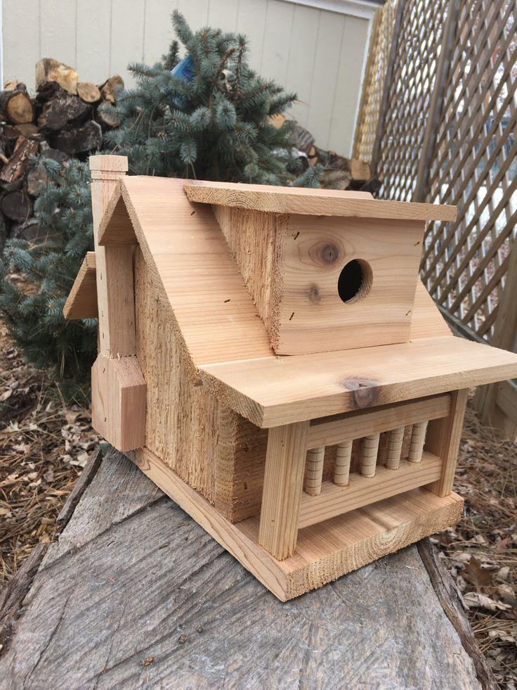 1116 best bird houses \ feeders images on Pinterest Birdhouses