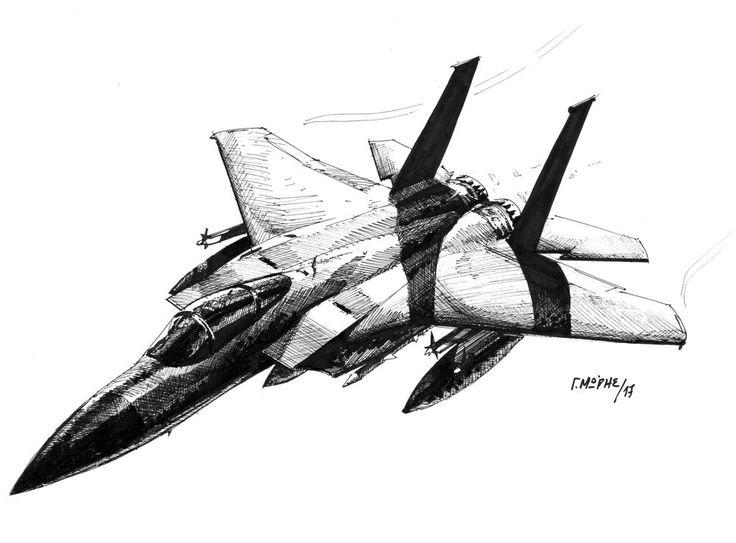 F-15 Eagle – Moris Georgios / Μώρης Γεώργιος