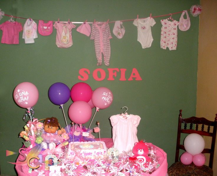 Baby Shower Gifts Wellington ~ Decoracion fiesta baby shower with