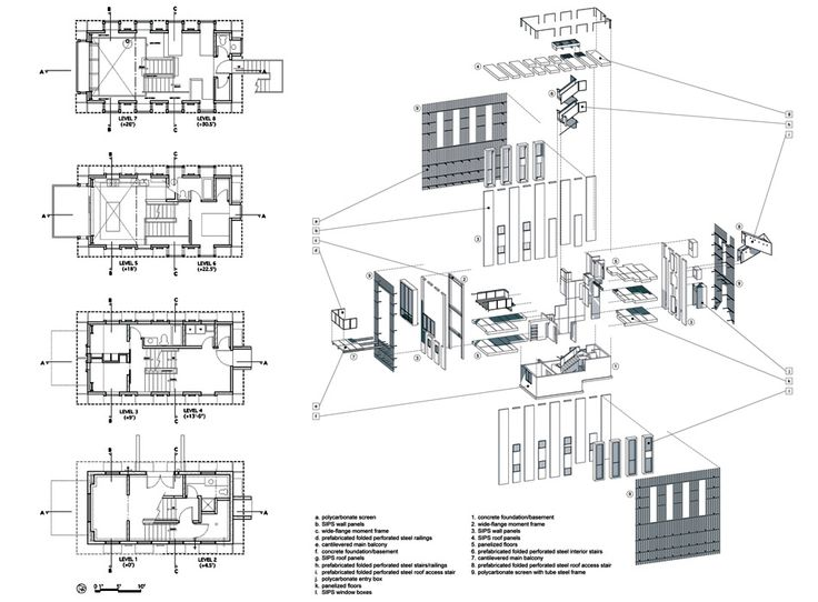 17 best images about diagrammatic on pinterest for Anderson architects