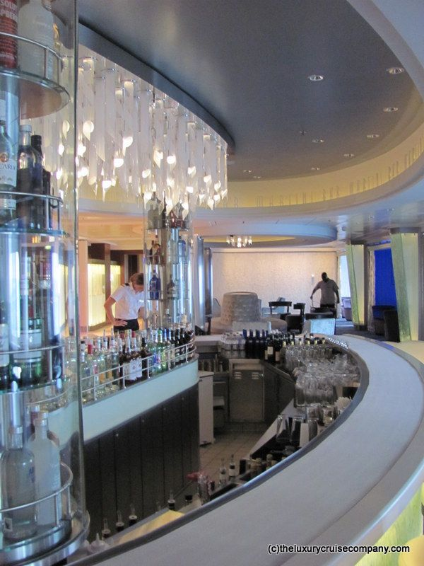 Martini Bar & Crush - Celebrity Cruises
