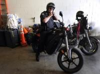 Fort Collins police test all-electric motorcycle - The Denver Post
