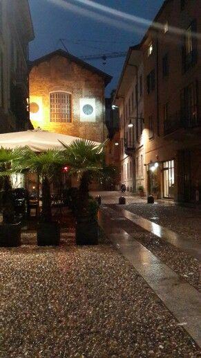 Brera Milan Italy