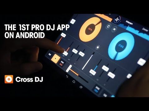 The 1st pro DJ app on Android. Mix tracks in perfect sync on a powerful audio engine. Engineered by Mixvibes, digital DJing pioneer for 15 years! – Cross DJ – Mix your music v1.2.2 APK