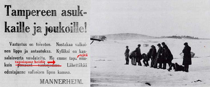 Itsenäisen Suomen salattu historia