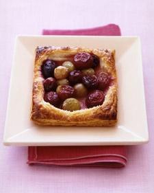Grape Tarts - Martha Stewart Recipes
