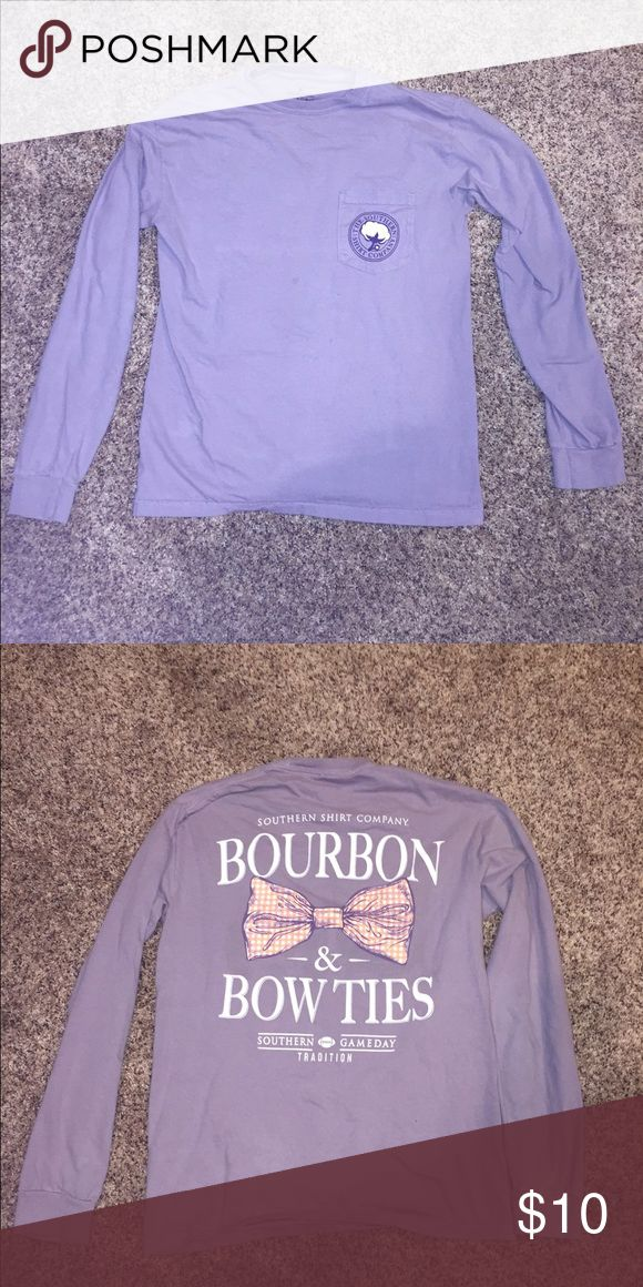 Southern Shirt Company Long Sleeve Adorable long sleeve shirt from the Southern Shirt Company. southern shirt company Tops Tees - Long Sleeve