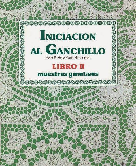 Iniciación al ganchillo II Revista descargada en español