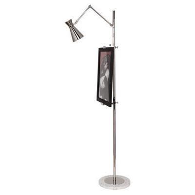 Robert Abbey Lighting S706 Jonathan Adler Bristol - One Light Adjustable Floor Lamp