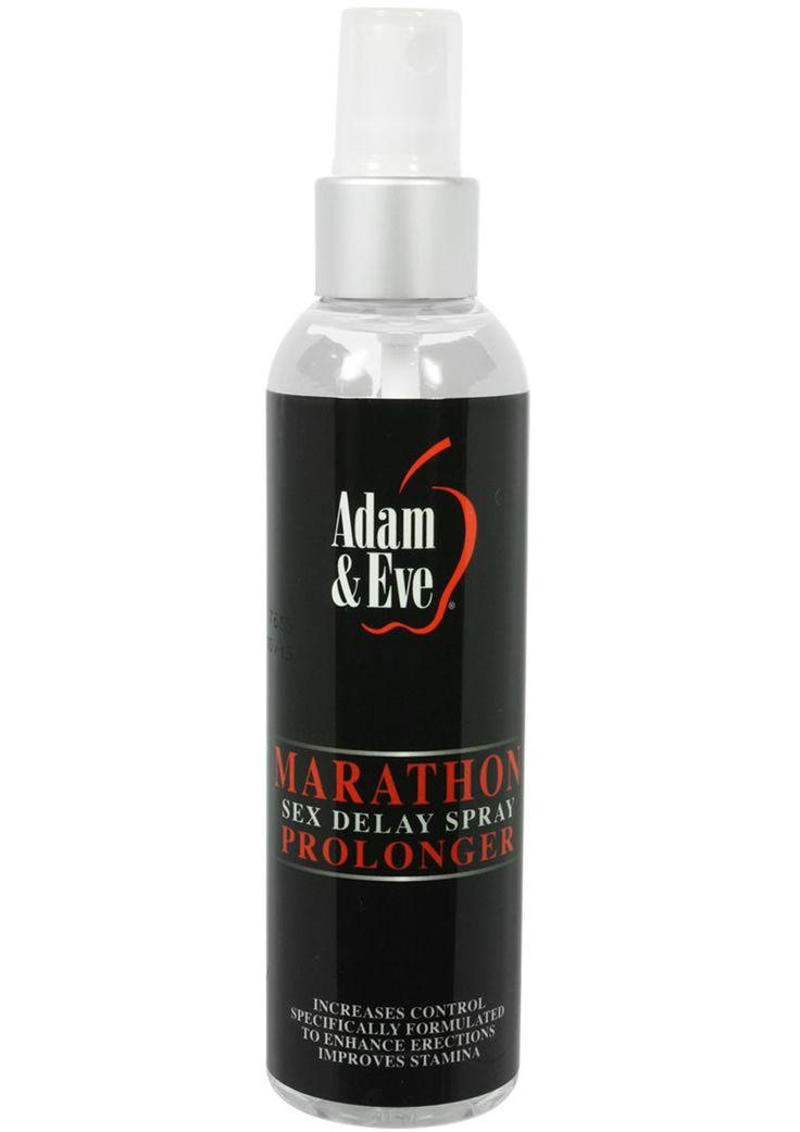 Buy Adam And Eve Marathon Sex Delay Spray Prolonger 4 Ounce online cheap. SALE! $22.49