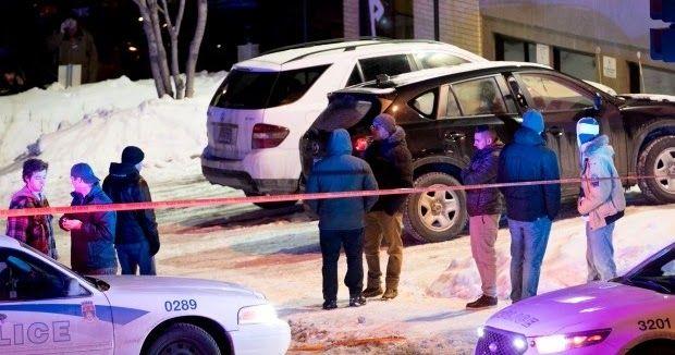Πυροβολισμοί σε τζαμί στο Κεμπέκ του Καναδά