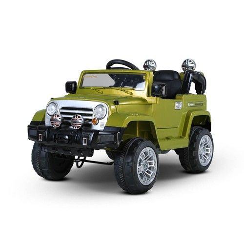 Childs Ride on Car Electric Ute with Remote Music Battery Suspension Wheels