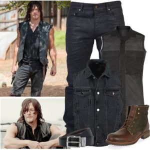 Daryl Dixon #DarylDixon #NormanReedus  #Arrow #Crossbow #Motorcycle #Hunter #twd #thewalkingdead #Zombie #Apocalypse #Walkers #Survivors #PostapocalypticWorld