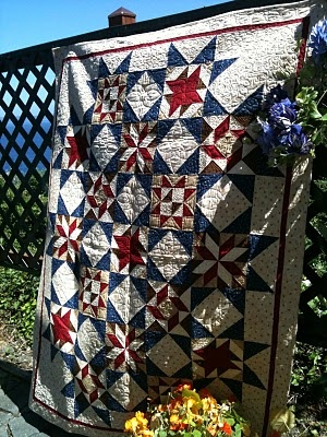322 best Americana Quilts and Stuff images on Pinterest | Blue ... : quilts for soldiers - Adamdwight.com