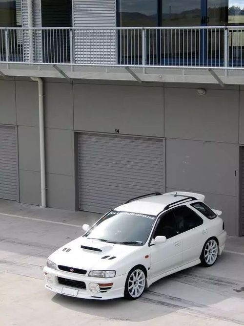 Impreza Wagon Anyone?