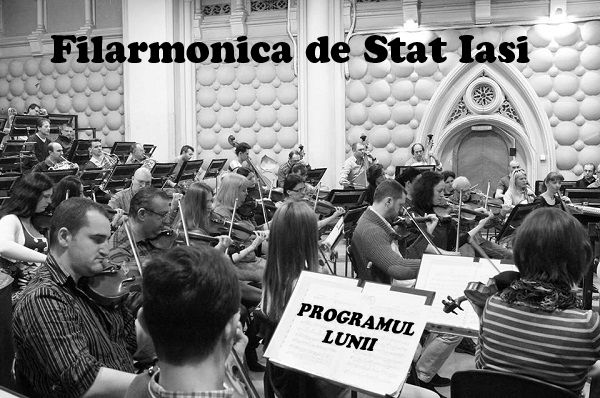 Filarmonica de Stat Iasi – concertele lunii iunie