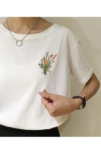 Best 25 Embroidered clothes ideas on Pinterest  Embroidered tops Simple embroidery and