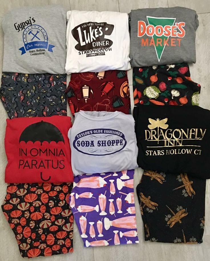 Gilmore girls shirts Leggings - http://amzn.to/2id971l