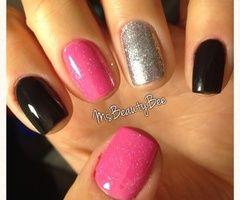 Nails Gelish & Konad