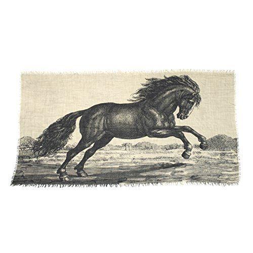 Monumental Horse Scarf
