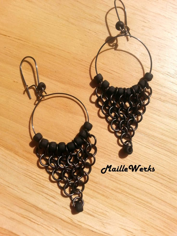 90 best Chainmaille Jewelry Handrafted by Hanan Hall images on ...