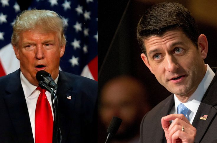 Donald J. Trump, the presumptive Republican presidential nominee, and Paul D. Ryan, the speaker of the House, have had a complicated relationship. Here's a look at its evolution over the last year.