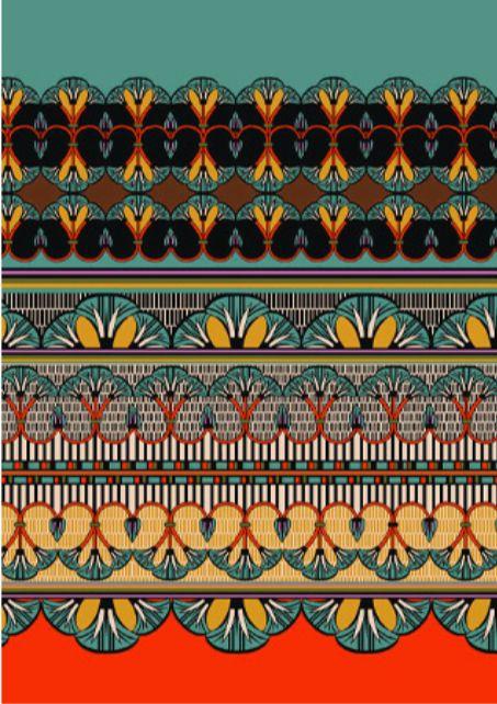 farm rio. Gorgeous pattern design. Textile design.