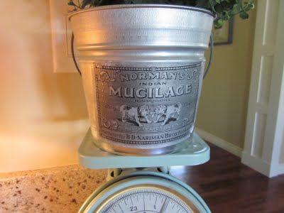mp bucket